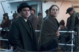 The Immigrant- Ewa and Bruno leave for New York