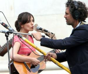 Begin Again- Recording album