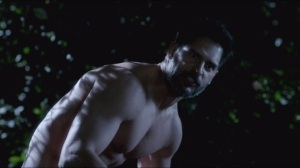 Fire in the Hole- Alcide before he's dropped