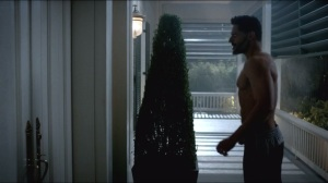 Fire in the Hole- Alcide heads to Bill to find Sookie