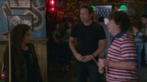 Grace- Hank and Levon run into Tara