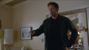 Grace- Hank Moody tells Charlie and Hope to be responsible
