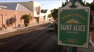 I Found You- Entering Saint Alice