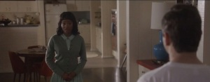 Kyrie Eleison- Bill meets the new nanny, Coral, played by Keke Palmer
