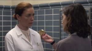 Kyrie Eleison- Dr. DePaul is not a fan of makeup