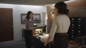 Kyrie Eleison- Virginia brings Barbara some files