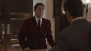 Parallax- Bill checks into the Chancery Park Plaza Hotel, speaks with Thomas, played by Daniel Rubiano