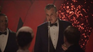 Parallax- Dr. Doug Greathouse, played by Danny Huston