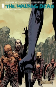 The Walking Dead #129 Cover