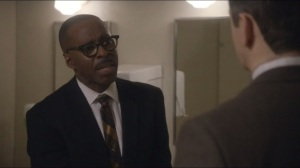 Blackbird- Charles talks to Bill about medical research in the Negro community