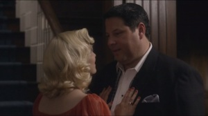 Blackbird- Gene confronts Betty about her feelings for Helen