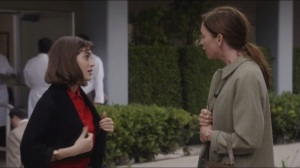 Blackbird- Lillian and Virginia talk after Lillian hears how her condition will worsen