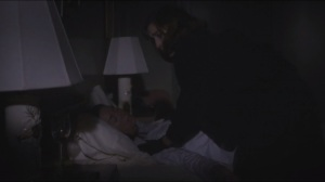 Blackbird- Virginia finds Lillian breathing heavily while in bed