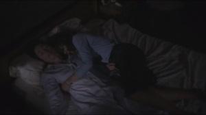 Blackbird- Virginia rests next to a dying Lillian DePaul