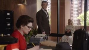 Dirty Jobs- Bill tells Barbara that tonight's study will be about old men masturbating