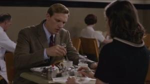 Dirty Jobs- Langham eats with Virginia