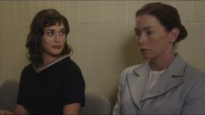 Dirty Jobs- Virginia and Lillian wait