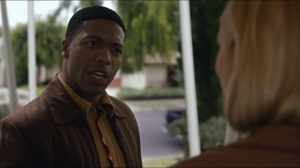 Giants- Robert, played by Jocko Sims, talks to Libby about Coral