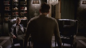 Love Is to Die- Eric and Bill talk about Sookie again