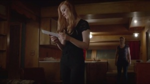 Love Is to Die- Jessica and Sookie find Sam's goodbye notes