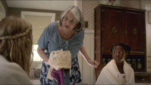 Thank You- Grandma talks to Sookie and Tara in flashback