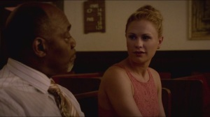 Thank You- Sookie talks with Reverend Daniels