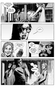 The Walking Dead #130- Carl learns that he won't be the first apprentice
