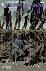 The Walking Dead #130- Cover