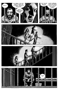 The Walking Dead #130- Magna doesn't buy Negan's story