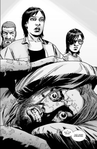 The Walking Dead #130- The Dead Speak