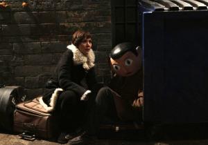 Frank- Clara with Frank