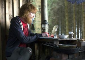 Frank- Jon blogging