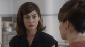 Mirror, Mirror- Barbara tells Virginia about Mary Dougherty