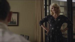 Mirror, Mirror- Betty talks about taxes