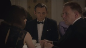 Mirror, Mirror- Bill and Virginia talk with Sam Duncan, played by Brian Howe