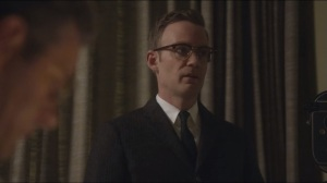 Mirror, Mirror- Lester tells Bill about what happened between him and Jane