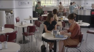 Mirror, Mirror- Virginia talks to Barbara