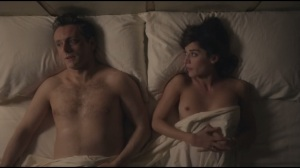 One for the Money, Two for the Show- Bill and Virginia fail to have sex