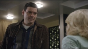 One for the Money, Two for the Show- George asks Betty about Virginia
