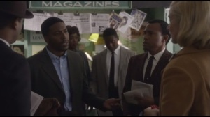 One for the Money, Two for the Show- Libby learns that Martin Luther King has been arrested