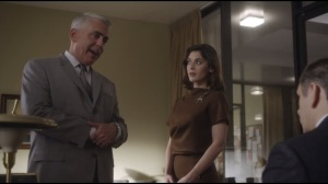 One for the Money, Two for the Show- Tally talks to Bill and Virginia about the CBS shoot