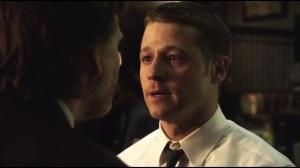 Pilot- Bullock and Gordon argue