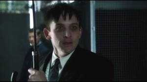 Pilot- Cobblepot doesn't like the name 'Penguin'