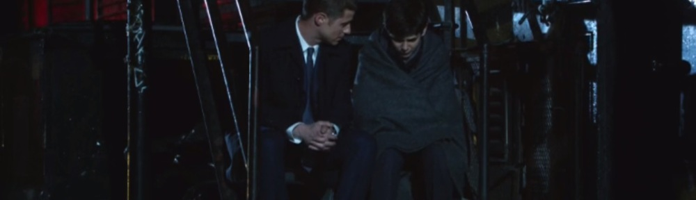 Pilot- Gordon speaks with Bruce Wayne- Gotham, Fox