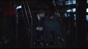 Pilot- Gordon speaks with Bruce Wayne