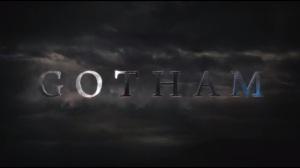 Pilot- Gotham title card