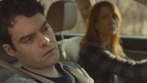 Skeleton Twins- Maggie drives Milo to her home in New York
