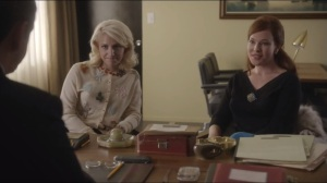 Story of My Life- Betty introduces Bill to her prostitute friend, Kitty, played by Erin Cummings