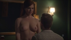 Story of My Life- Kitty bares her breasts to Lester