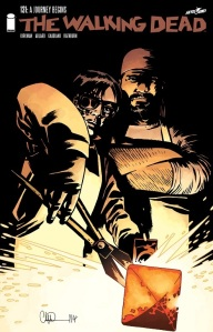 The Walking Dead #131- Cover